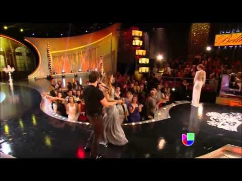 DIEZ MIL MANERAS -David Bisbal Nuestra Belleza Latina 2014