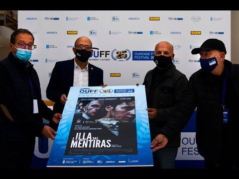 """El Premio Xacobeo del OUFF recae sobre """"La isla de las mentiras"""", de Paula Cons"""