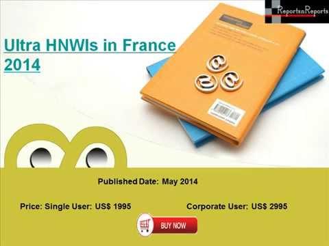 Ultra HNWIs in France 2014