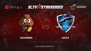 Goomba vs Vega, SLTV Europe Season 11, Day 10