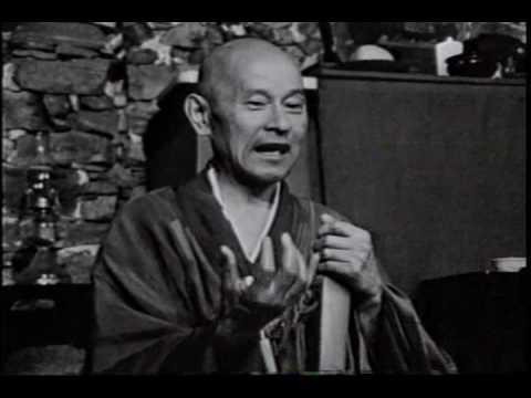 Zen Buddhism: Shunryu Suzuki Roshi - Part 8