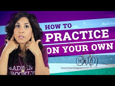 Improve your Accent on your Own | How to give yourself Accurate feedback.