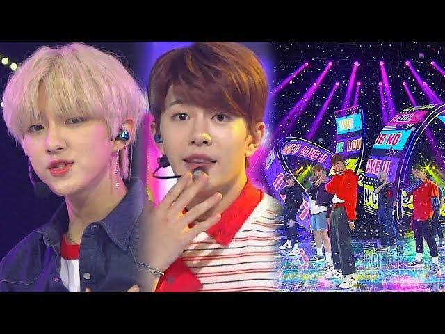 《EXCITING》 Golden Child(골든차일드) - LET ME @인기가요 Inkigayo 20180715