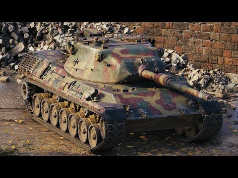 World of Tanks Leopard 1 - 11 Kills 9,4K Damage thumbnail
