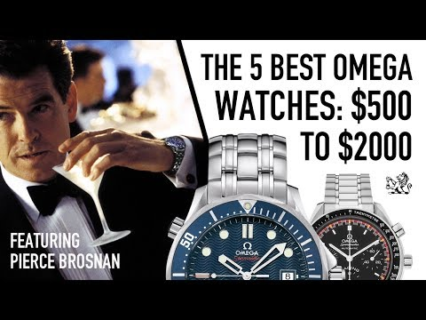 The Best 5 Omega Watches $500 To $2000 & Coolest Used Market Bargains