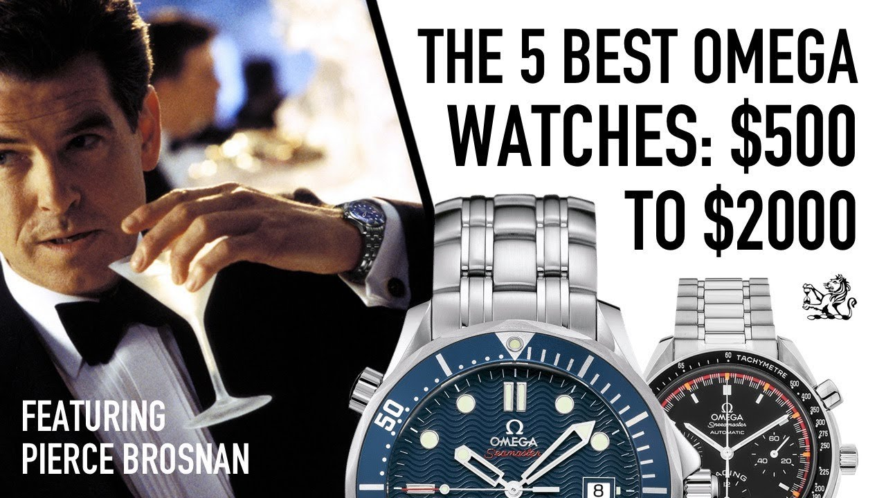 2d48ccff26c74 The Best 5 Omega Watches $500 To $2000 & Coolest Used Market Bargains