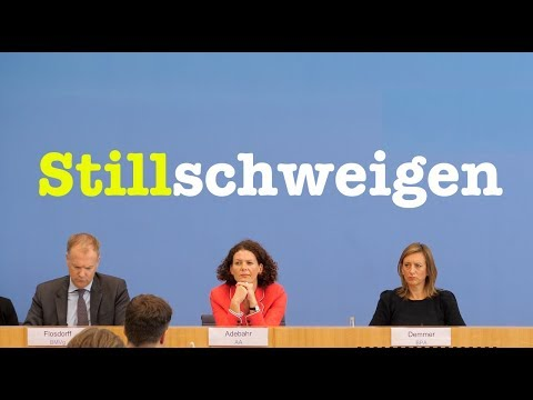 14. September 2018 - Bundespressekonferenz - RegPK