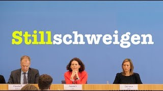 14. September 2018 - Bundespressekonferenz - RegPK
