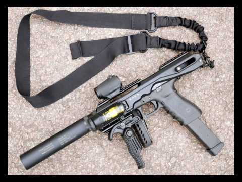 pistol to rifle PDW carbine tactical conversion by FABDEFENSE test