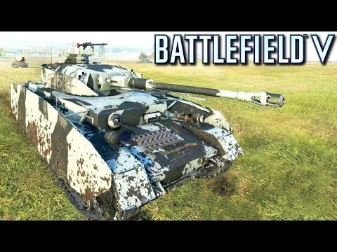 Czołg nadjeżdża! - Battlefield V | (#18) thumbnail