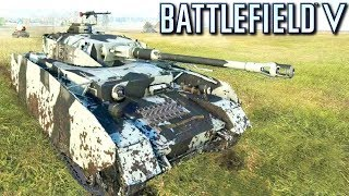 Czołg nadjeżdża! - Battlefield V | (#18)