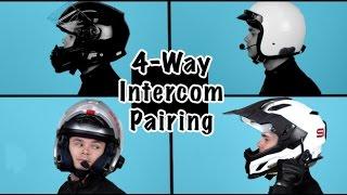 4-Way Intercom Pairing