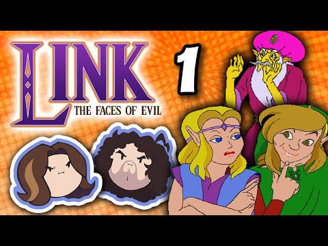 Link: The Faces of Evil: The Adventure Begins… Again PART 1 Game Grumps