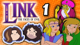 Link: The Faces of Evil: The Adventure Begins… Again - PART 1 - Game Grumps