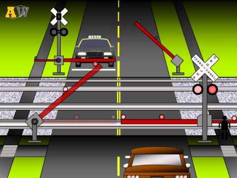 Pasos A Nivel - Posible Solución De Accidentes Según Axl (Informe 2013)