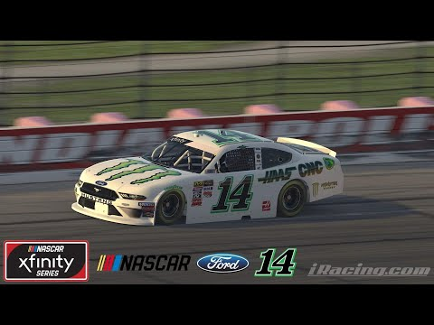 Xfinity Series - Lucas Oil Raceway Park - November 19th 2019
