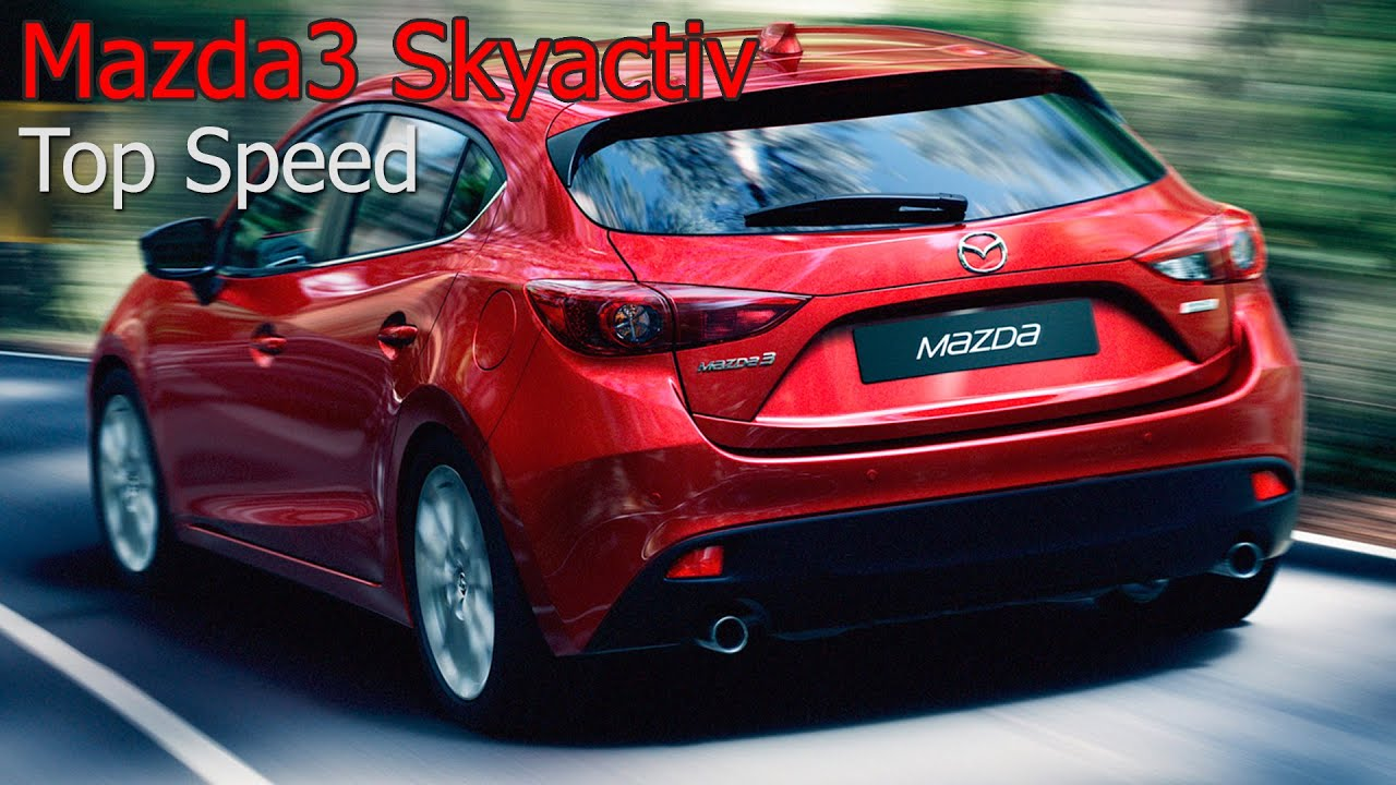 Mazda3 Skyactiv 2014 Top Speed By Addzest Carcolor Youtube