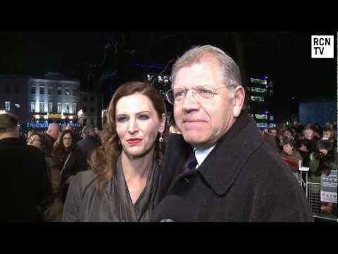 Director Robert Zemeckis Interview Flight UK Premiere