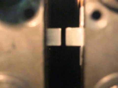 Aerospace engineering: Watching welds