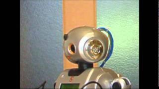マイロボットの口パク化を行いました。 マイロボットMLの皆さんの指導とアドバイスを受けて、やっと口が動くようになりました。