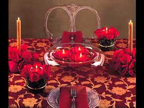 Awesome Red Wedding Decorations Ideas Youtube