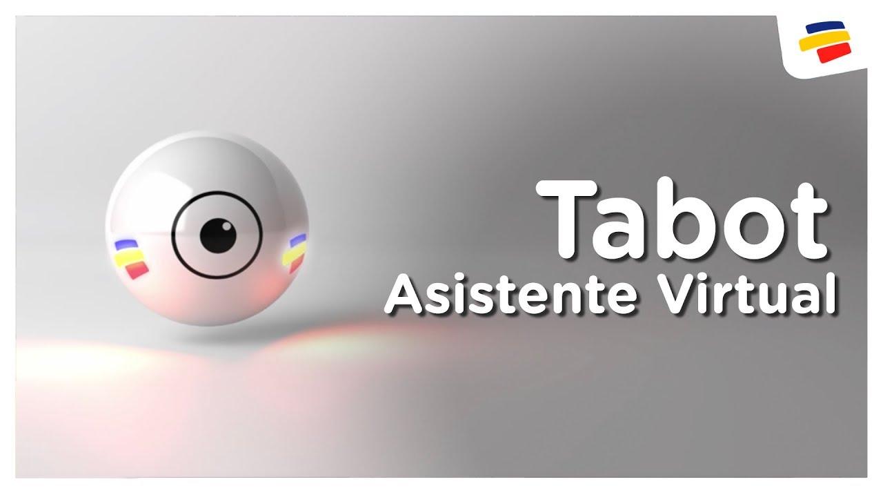 Tabot Nuevo Asistente Virtual I Bancolombia Youtube