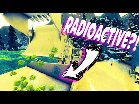 MINING  RADIOACTIVE URANIUM?! -  Giant Machines 2017 Gameplay and Funny Moments