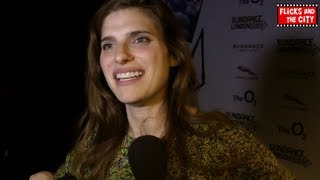 Lake Bell Interview - In A World, Sexy Baby Voice & Voice Acting - Sundance London 2013