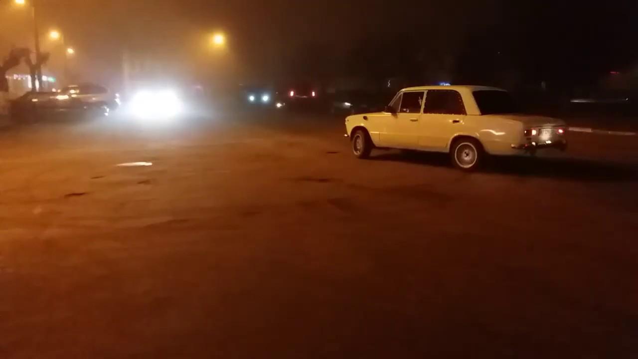 VAZ 2101 Turbo Garrett T3 with engine LANCIA - Вася Крутит Пятаки