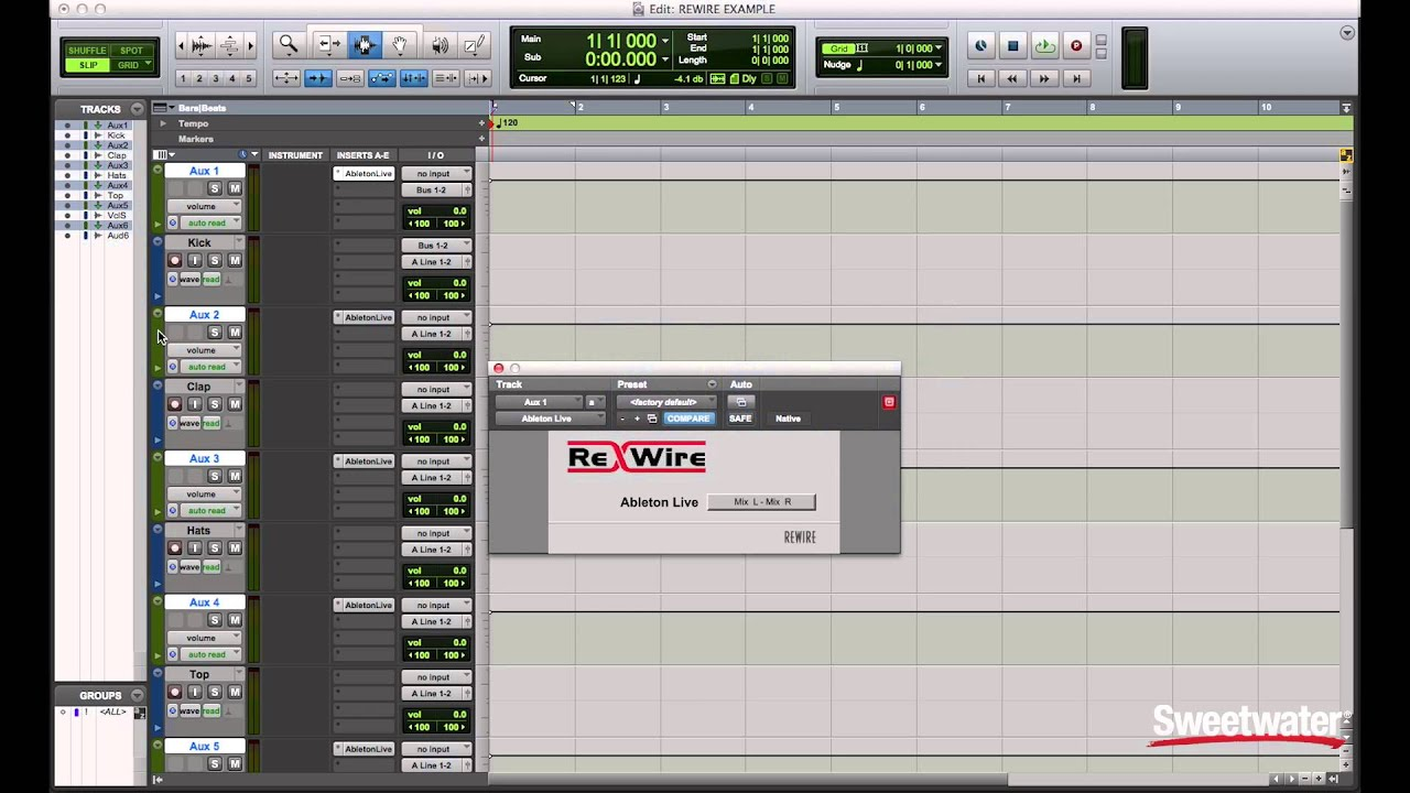 ableton live 9 lite vs pro tools first