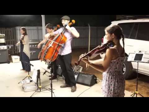 The String Family Play