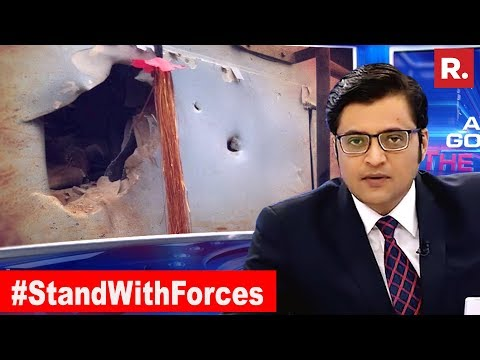 Biggest Ever Mesage, No Indian Security For Pakistan Stooges | The Debate With Arnab Goswami