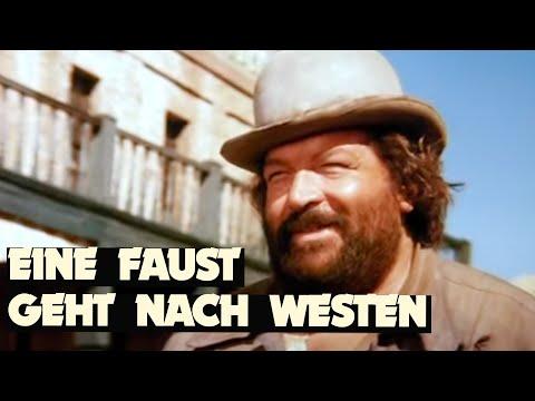 """Bud Spencer: """"Eine Faust geht nach Westen"""" - Trailer (1981)"""