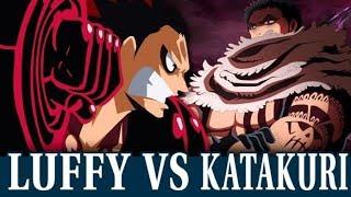 LUFFY VS KATAKURI EPISODE 833
