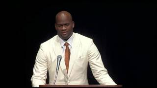 Men's Hall of Honor: Vince Young induction speech [Oct. 2, 2015]