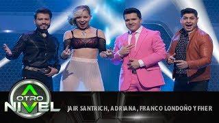 'Por ti volaré' - Jair S., Adriana V., Franco L. y Fher - Fusiones | A otro Nivel