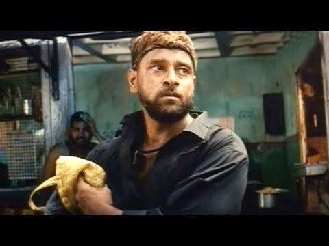 Siva Putrudu Scenes - Vikram Fight With Hotel Servers - Vikram, Surya, Sangeeta