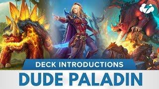The BEST Paladin deck on the Standard ladder [Kobolds & Catacombs]