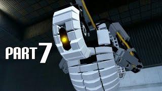 Video Lego Dimensions - Gameplay Walkthrough - Part 7 - GLaDOS download MP3, 3GP, MP4, WEBM, AVI, FLV November 2018