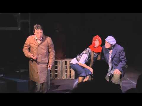 Спектакль Москва-Петушки