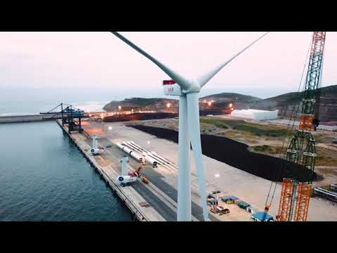 MHI Vestas Offshore Wind - Windfloat Atlantic