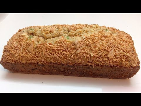 Instant Bread Without Yeast - Chicken Tikka Bread Quick Bread  Recipe