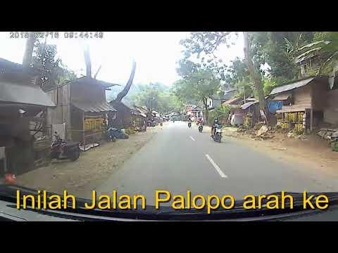 JAPAL..JALAN PALOPO..RANTEPAO