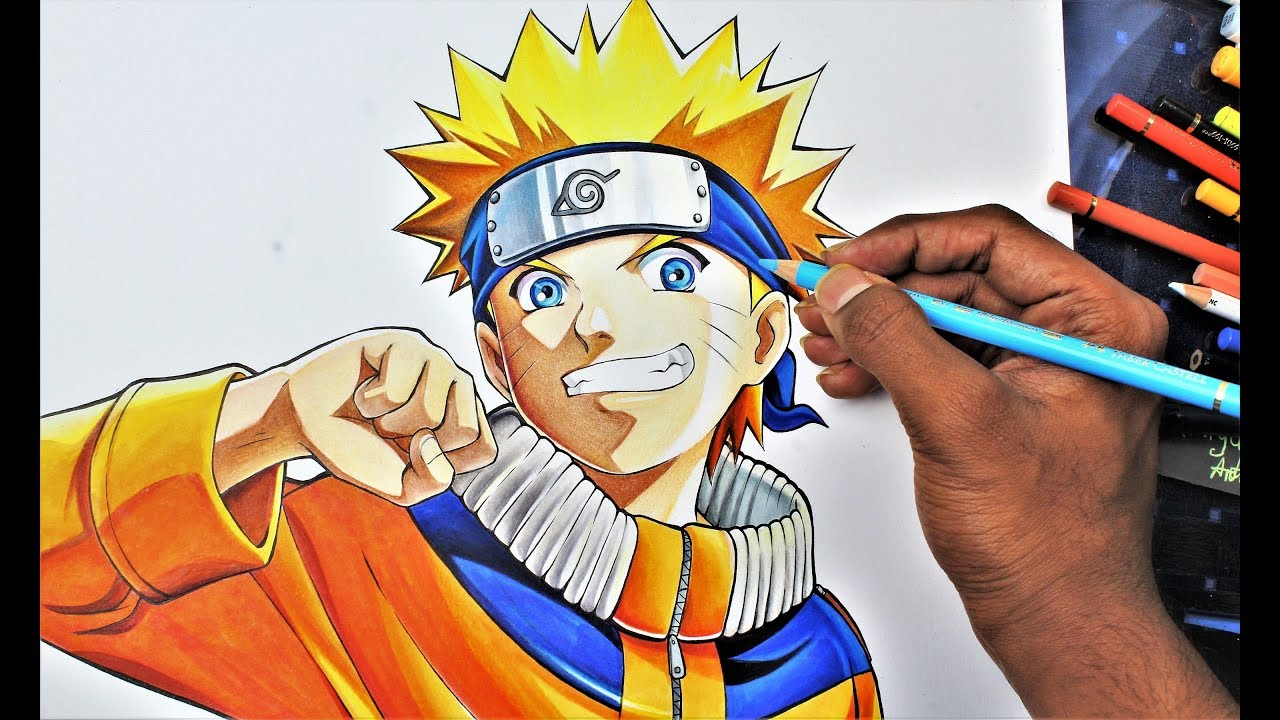 Drawing Naruto Uzumaki Boruto Naruto Next Generations Êルト Youtube