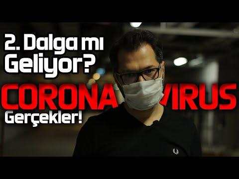 #CORONAVIRUS İkinci Dalga Geliyor Mu? Korona Virüsü Gerçeği 2.Dalga