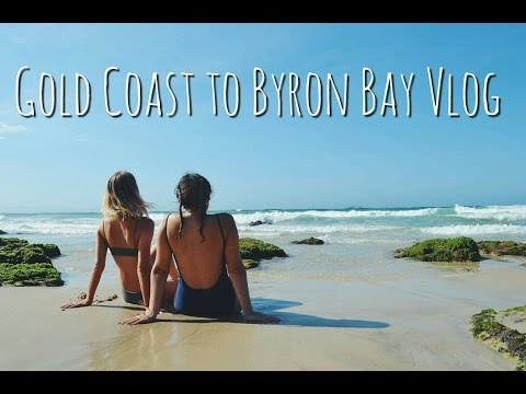 Vlog 1: Gold Coast to Byron Bay
