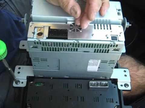 1999 Jeep Cherokee Wiring Diagram Heat Suzuki Grand Vitara Radio Removal And Repair 2006 2012