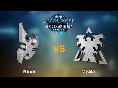StarCraft 2 - Neeb vs. MaSa (PvT) - WCS Jönköping Challenger NA - Playoffs Day #1 Ro8