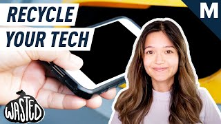 How to Recycle Your Old Tech Devices | Mashable Explains