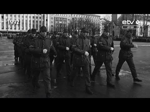 История парадов Сил обороны в Эстонии: с 1991 года до 2020